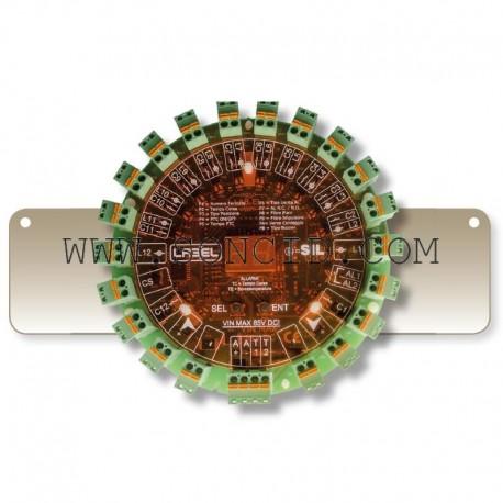 SELECTOR SIL ELECTRONICO 10P 85-264V.
