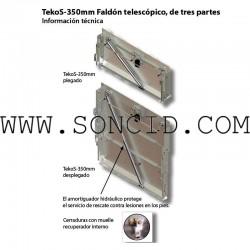 FALDON RETRACTIL TK345 E800 P750