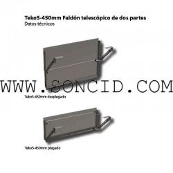 FALDON RETRACTIL TK450 E800 P750