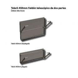 FALDON RETRACTIL TK450 E700 P650