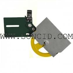 POLEA TENSORA COMAQ 200 mm. S/B DCH.-