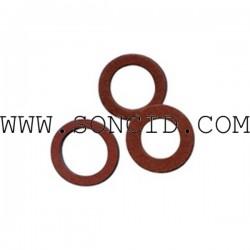 ARANDELA CUERO 65x45x5
